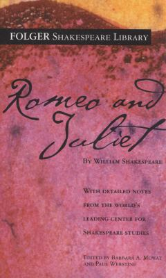 Tragedy of Romeo and Juliet  PrintBraille edition cover
