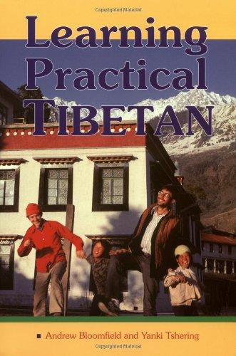 Tibetan Phrasebook  Revised 9781559390989 Front Cover