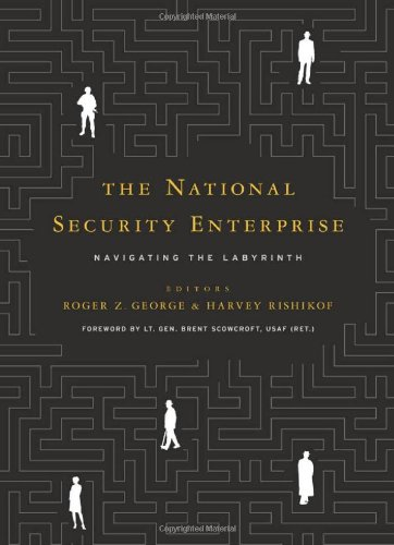 National Security Enterprise Navigating the Labyrinth  2011 edition cover