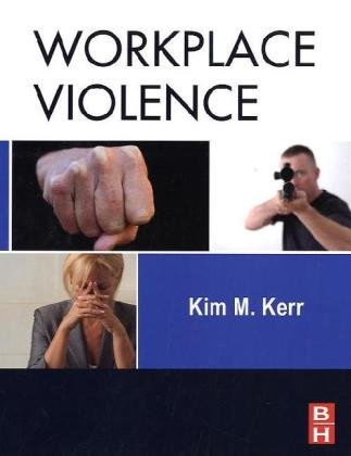 Workplace Violence Planning for Prevention and Response  2010 edition cover