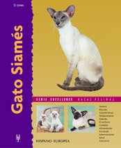 Gato Siames / Siamese Cats:  2005 edition cover