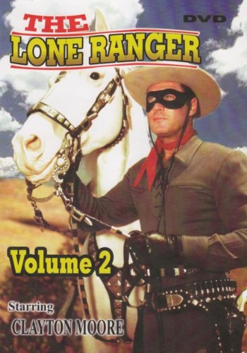 The Lone Ranger Volume 2 [Slim Case] System.Collections.Generic.List`1[System.String] artwork