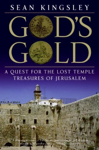 God's Gold A Quest for the Lost Temple Treasures of Jerusalem N/A 9780060853990 Front Cover