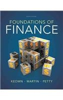 Foundations of Finance Plus NEW MyFinanceLab with Pearson EText -- Access Card Package  8th 2014 edition cover