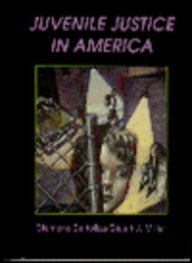 Juvenile Justice in America   1994 9780135119990 Front Cover