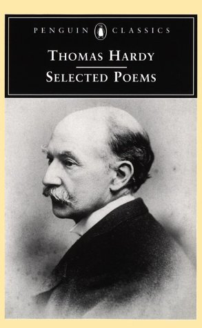 Thomas Hardy - Selected Poems  N/A edition cover