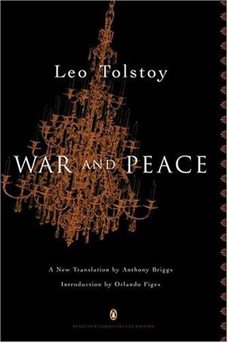 War and Peace   2006 edition cover