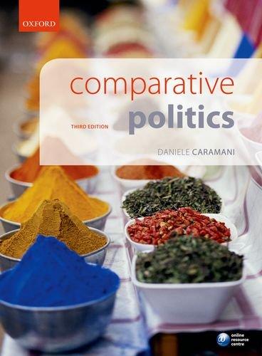 Comparative Politics  3rd 2014 edition cover