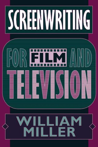 Screenwriting for Film and Television   1998 edition cover