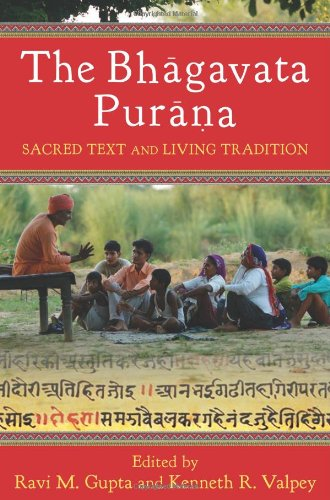 Bhagavata Purana Sacred Text and Living Tradition  2013 9780231149990 Front Cover
