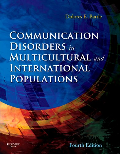 Communication Disorders in Multicultural and International Populations  4th 2012 edition cover
