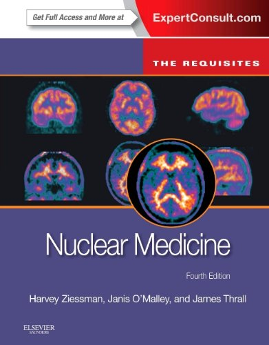 Nuclear Medicine  4th 2013 edition cover