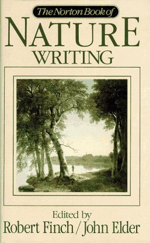 Norton Book of Nature Writing  N/A edition cover