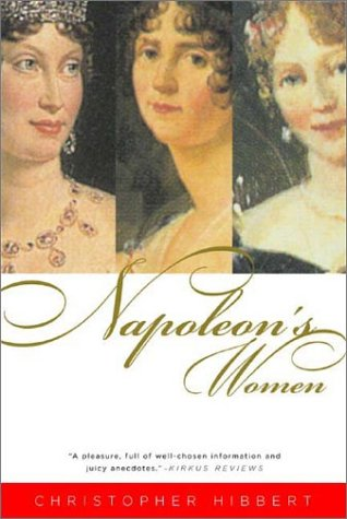 Napoleon's Women  N/A 9780393324990 Front Cover