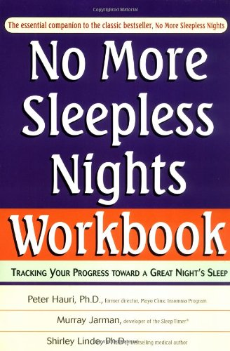 No More Sleepless Nights   2001 (Revised) edition cover