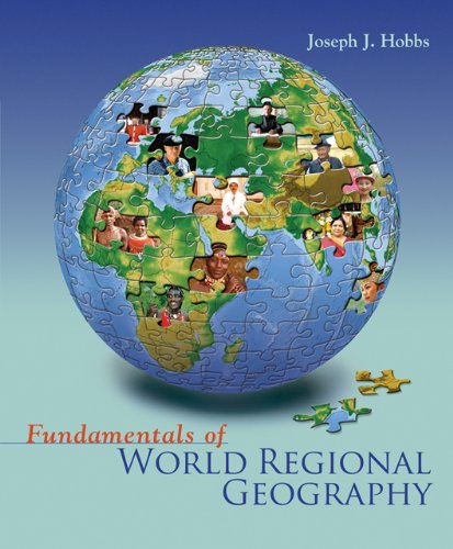 Fundamentals of World Regional Geography   2007 edition cover