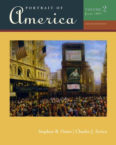 Portrait of America, Volume II  10th 2011 edition cover