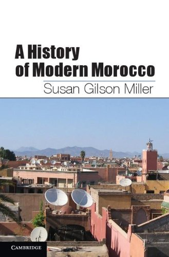History of Modern Morocco   2012 edition cover