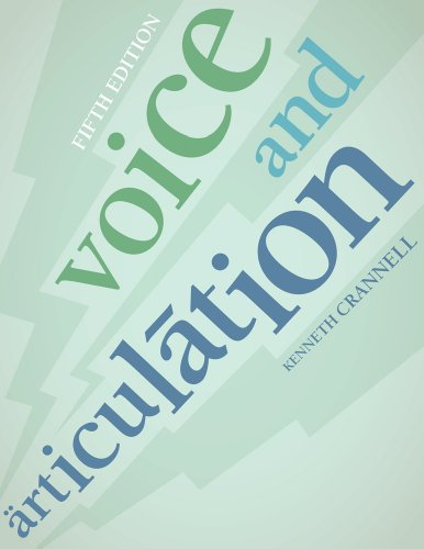 Voice and Articulation  5th 2012 (Revised) 9780534514990 Front Cover