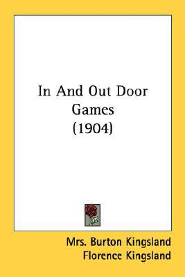 In and Out Door Games N/A 9780548812990 Front Cover
