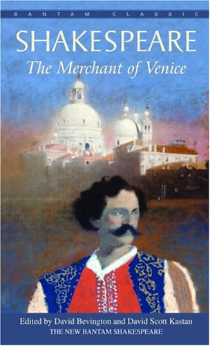 Merchant of Venice  N/A 9780553212990 Front Cover