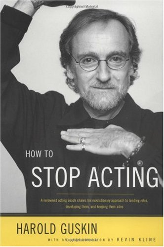 How to Stop Acting   2003 edition cover