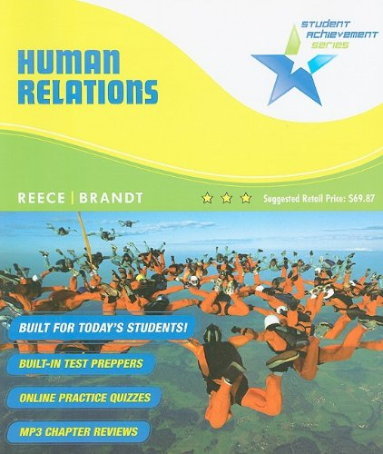 Human Relationsfirst   2009 edition cover