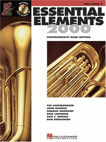 Essential Elements 2000 Bk. 2 : Tuba N/A edition cover