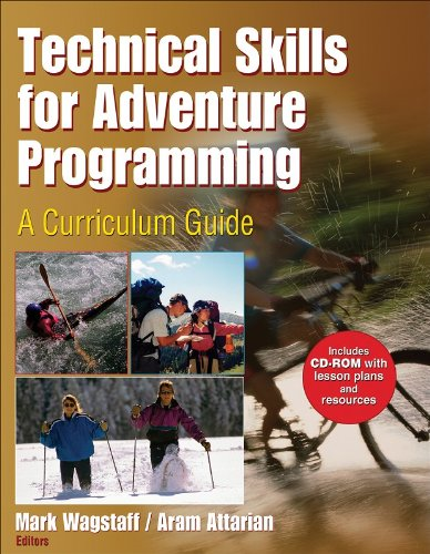 Technical Skills for Adventure Programming A Curriculum Guide  2008 edition cover