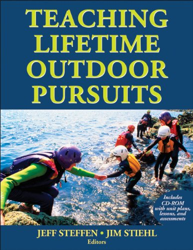Teaching Lifetime Outdoor Pursuits   2010 edition cover