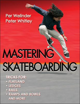 Mastering Skateboarding   2012 edition cover