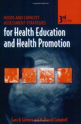Needs Assessment Strategies for Health Education and Health Promotion  3rd 2005 (Revised) edition cover