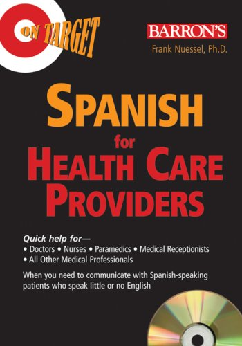 On Target: Spanish for Healthcare Providers   2007 edition cover