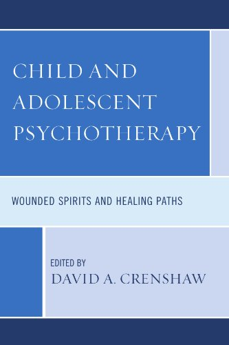 Child and Adolescent Psychotherapy Wounded Spirits and Healing Paths N/A edition cover