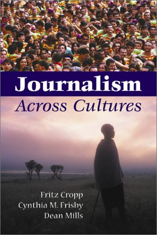 Journalism Across Cultures   2003 edition cover