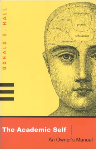 Academic Self An Owner's Manual  2002 edition cover