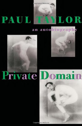 Private Domain An Autobiography  1999 (Reprint) edition cover