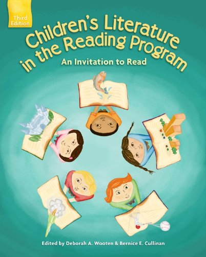 Children's Literature in the Reading Program An Invitation to Read 3rd 2009 edition cover