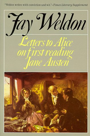 Letters to Alice on First Reading Jane Austen  N/A edition cover