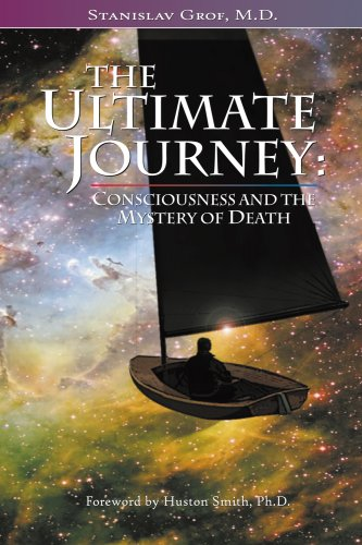 Ultimate Journey Consciousness and the Mystery of Death Unabridged  edition cover