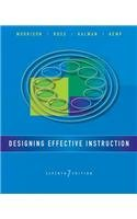 Designing Effective Instruction  7th 2013 edition cover