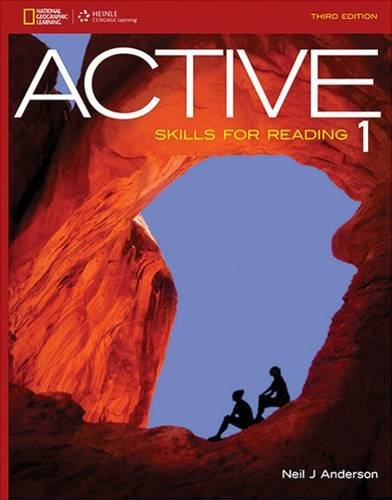 Active Skills for Reading  3rd 2013 edition cover
