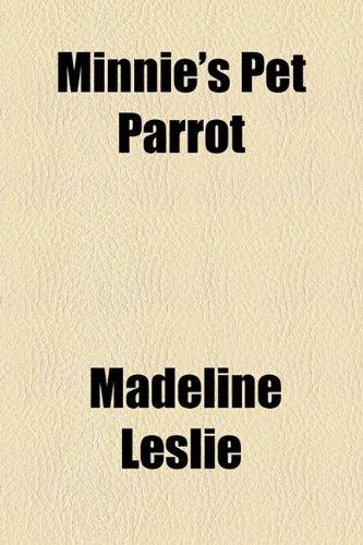 Minnie's Pet Parrot  2010 edition cover