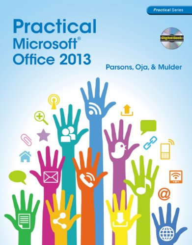 Practical Microsoft Office 2013 (with CD-ROM)   2014 edition cover