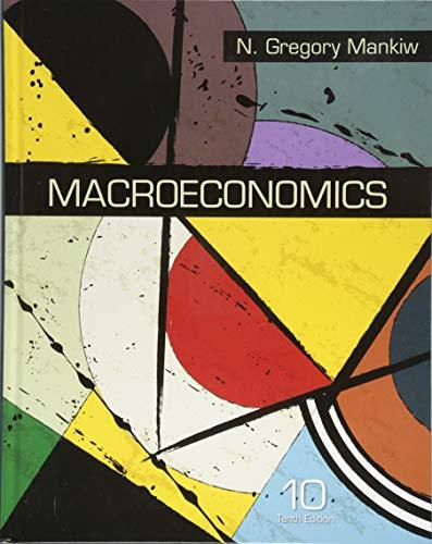 Macroeconomics:   2018 9781319105990 Front Cover