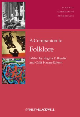Companion to Folklore   2012 9781405194990 Front Cover