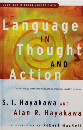 Language in Thought and Action:  2008 edition cover