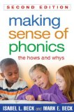 Making Sense of Phonics, Second Edition The Hows and Whys 2nd 2013 (Revised) edition cover