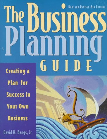 Business Planning Guide  8th 1998 edition cover