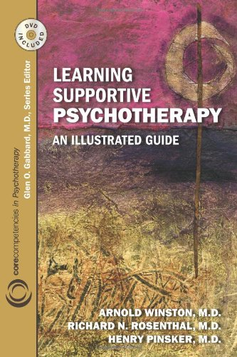 Learning Supportive Psychotherapy An Illustrated Guide  2011 edition cover